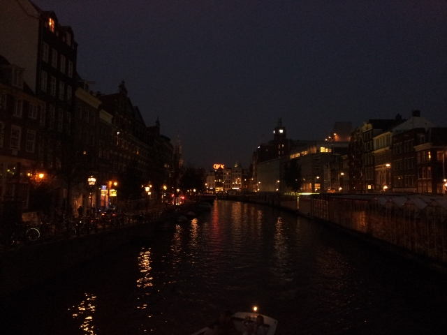 August 29th, 2013 - Amsterdam by Night