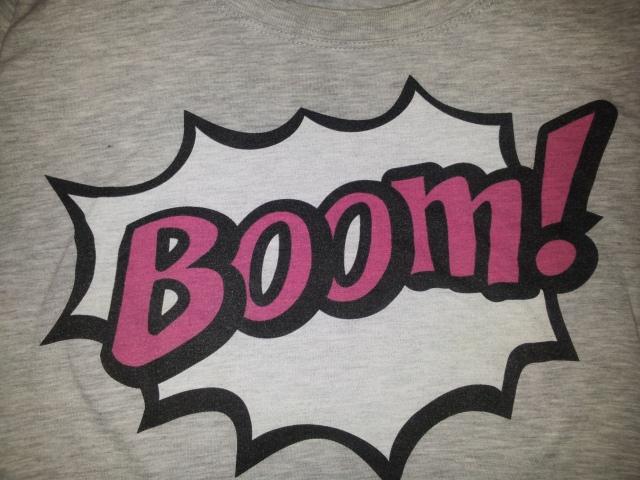 August 9th, 2013 - Boom!