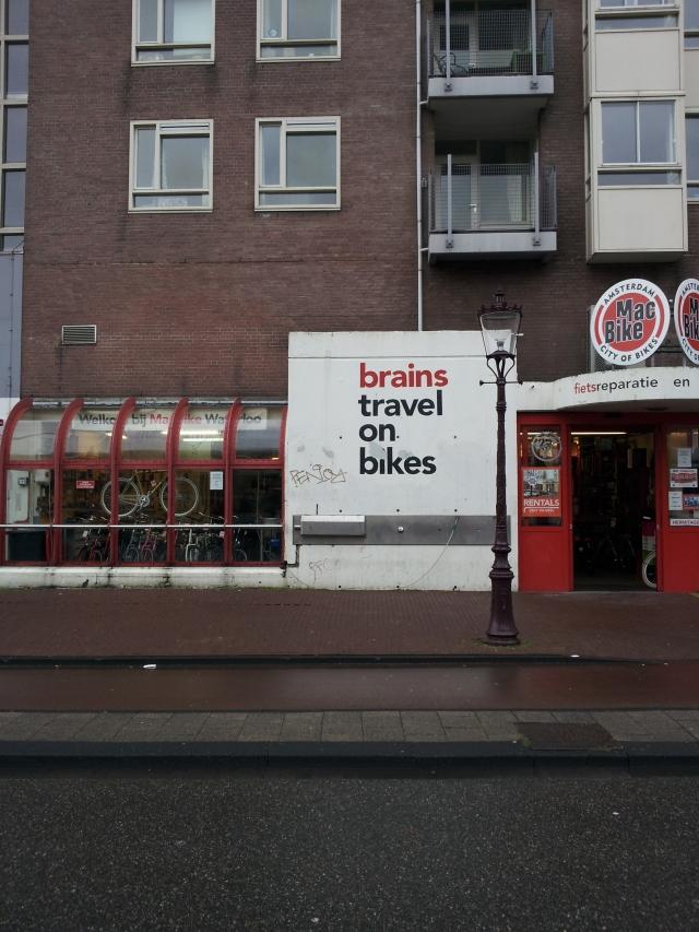September 17th, 2013 - Brains On Bikes