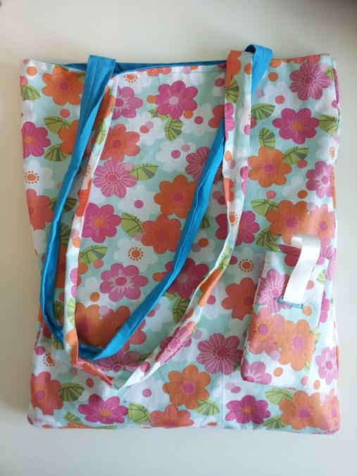 Projekt 7 - Tasche mit passender Handyhülle