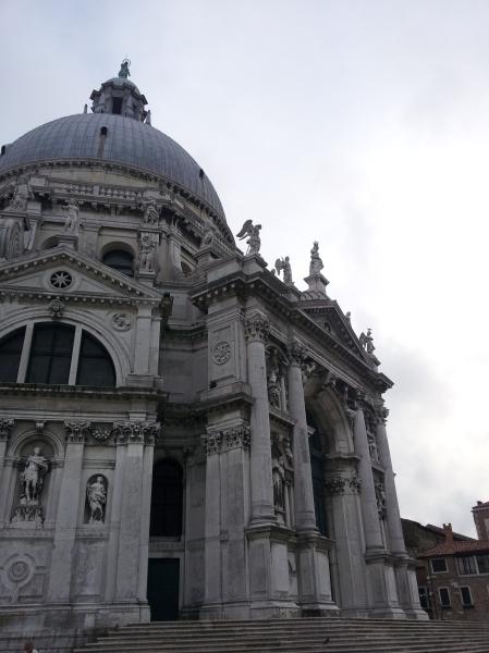 Venedig - Santa Maria della Salute