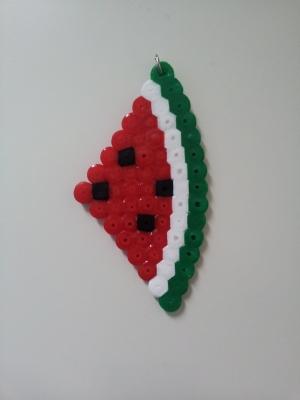 Wassermelonenanhänger