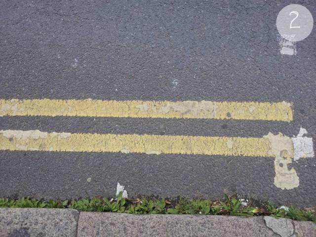 Yellow 2 - Street Lines