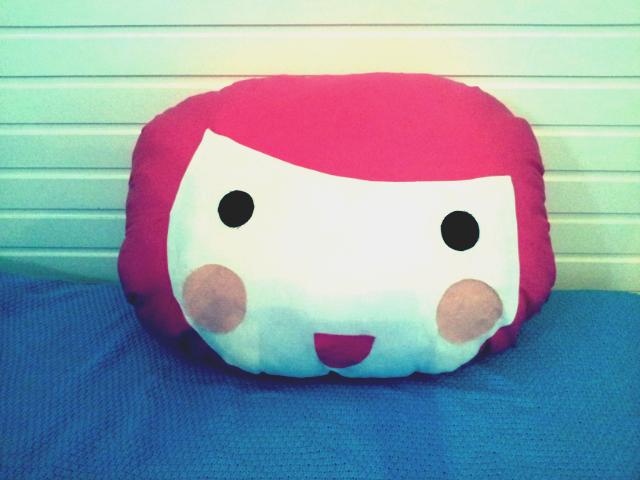 DIY Selfie Pillow