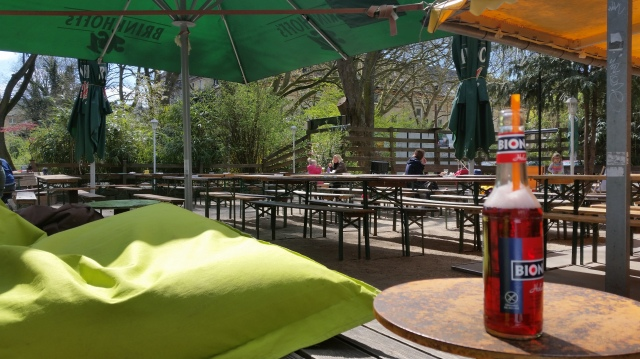 Westpark Dortmund Café Erdmann