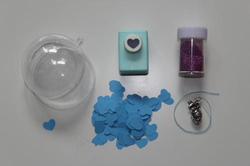 DIY Kunststoffkugel Zutaten