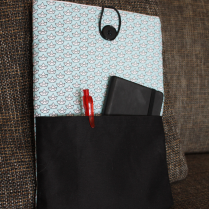 DIY Tablet-Tasche
