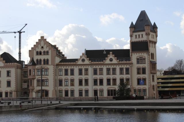 Hörder Burg am Phoenix See in Dortmund