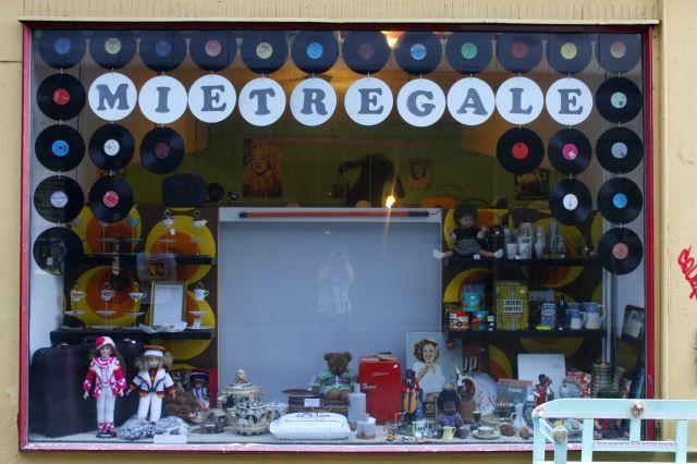 All you can miet Indoortrödelmarkt in Dortmund