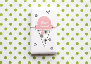 Ice Cream Printables by Oh Happy Day Part 2