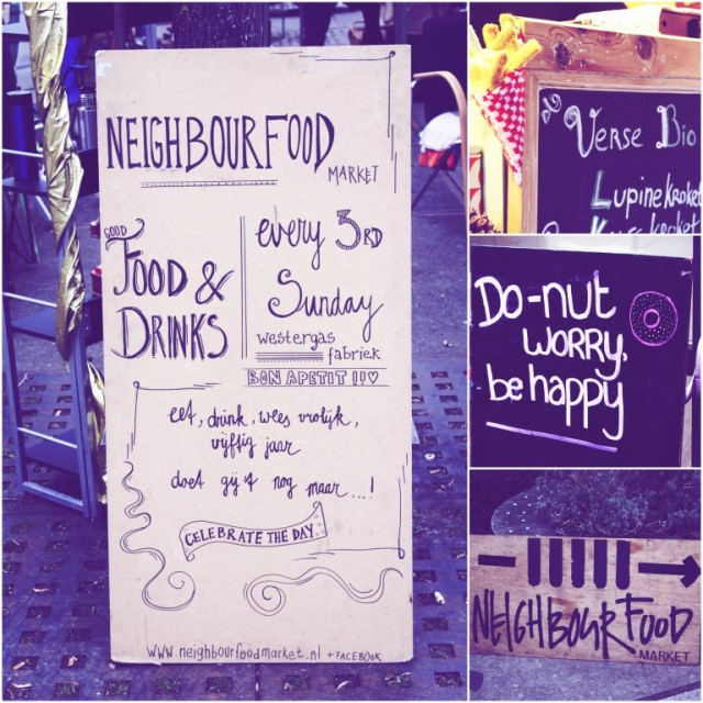 Amsterdam Neighbour Food Market 2016