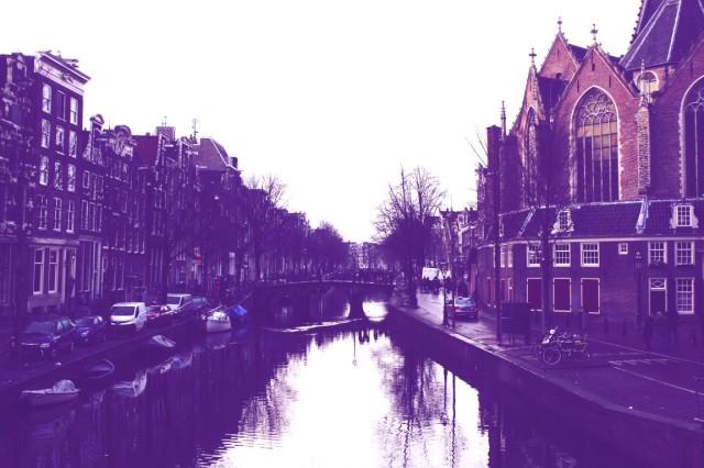 Amsterdam Wochenende 2016