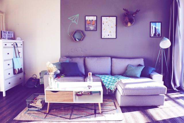 Wohnung Wohnzimmereinrichtung